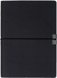 Hugo Boss Storyline A6 Notepad - Dark Blue