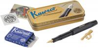 Kaweco Classic Sport Fountain Pen Gift Set - Black