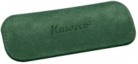 Kaweco Eco Velours Pouch for Sport Pens - Green - Double