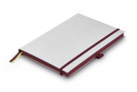 Lamy A5 Hard Cover Notebook - Black Purple