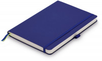 Lamy A5 Soft Cover Notebook - Blue