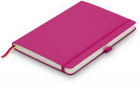 Lamy A5 Soft Cover Notebook - Pink