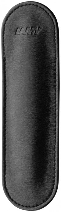 Lamy Leather Pen Sleeve - Short - Black