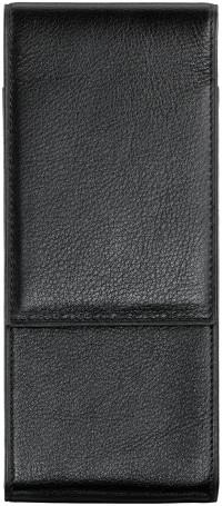 Lamy Leather Pen Case for Three Pens - Black