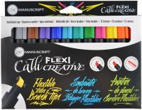 Manuscript Callicreative Flexi Tipped Marker