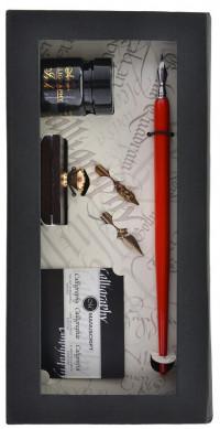 Manuscript Art of Writing Pen & Roller Blotter Set