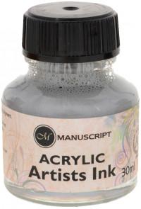 Manuscript Dip Pen Acrylic Ink - 30ml