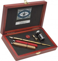 Manuscript Victoriana Calligraphy Gift Set - Writing and Sealing