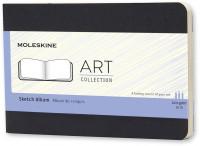 Moleskine Art Pocket Sketchbook Album - Assorted