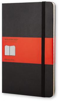 Moleskine Classic Hardback Pocket Address Book - Black