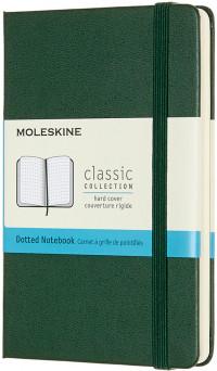 Moleskine Classic Hardback Pocket Notebook - Dotted - Assorted