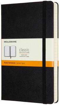 Moleskine Classic Hardback Large Expanded Notebook - Ruled - Assorted