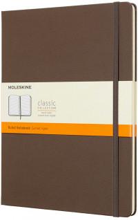 Moleskine Classic Hardback Extra Large Notebook - Ruled - Assorted
