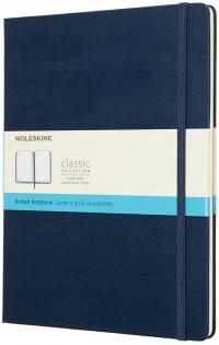 Moleskine Classic Hardback Extra Large Notebook - Dotted - Assorted