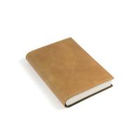 Papuro Capri Leather Journal - Tan - Small
