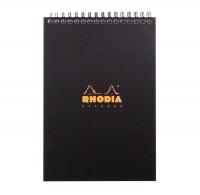 Rhodia Wirebound Notebook - A5 Graph Paper
