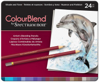 Spectrum Noir Colourblend Pencils - Shade and Tone (Tin of 24)