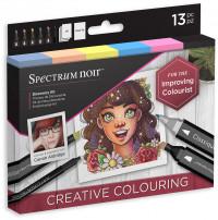 Spectrum Noir Discovery Kit - Creative Colouring
