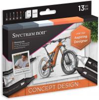 Spectrum Noir Discovery Kit - Concept Design