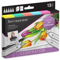 Spectrum Noir Discovery Kit - Illustration