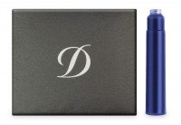 S.T. Dupont Ink Cartridges - Royal Blue