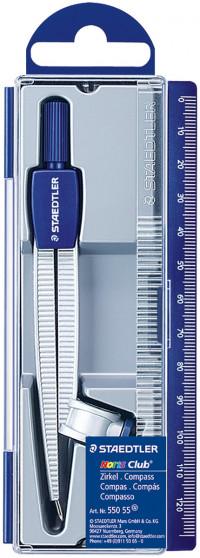 Staedtler Noris Club - School Compass with Integral Universal Adaptor