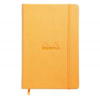 Rhodia Webnotebook- Medium Orange - Dotted