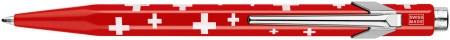 Caran d'Ache 849 Ballpoint Pen - Totally Swiss (Gift Boxed)