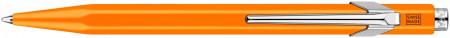 Caran d'Ache 849 Ballpoint Pen - Fluorescent Orange (Gift Boxed)