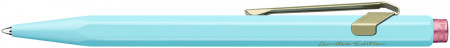 Caran d'Ache 849 Claim Your Style Ballpoint Pen - Bluish Pale (Gift Boxed)