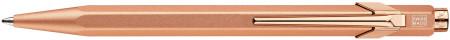 Caran d'Ache 849 Ballpoint Pen - Rose Gold (Gift Boxed)