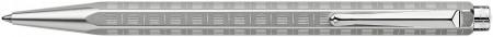 Caran d'Ache Ecridor Ballpoint Pen - 'Variation' Palladium Coated