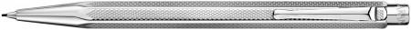 Caran d'Ache Ecridor Ballpoint Pen - 'Retro' Silver Plated
