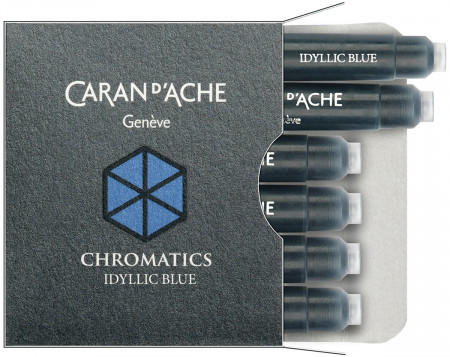 Caran d'Ache Chromatics Ink Cartridges