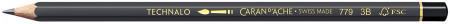 Caran d'Ache Technalo Pencil - 3B