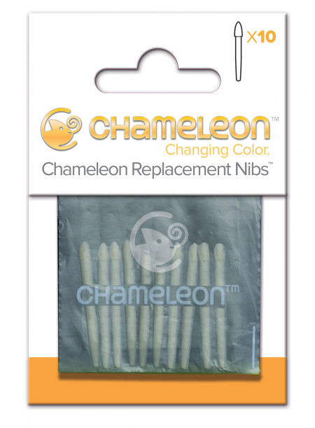 Chameleon Replacement Nibs - Bullet Tip (Pack of 10)