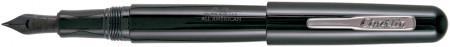 Conklin All American Fountain Pen - Raven Black