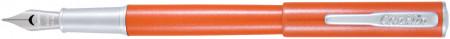 Conklin Coronet Fountain Pen - Orange