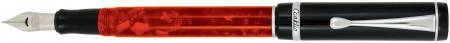 Conklin Duragraph Fountain Pen - Red Nights