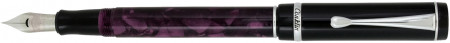 Conklin Duragraph Fountain Pen - Purple Nights