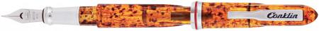 Conklin Empire Fountain Pen - Amber