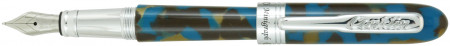 Conklin Minigraph Fountain Pen - Blue Baltic