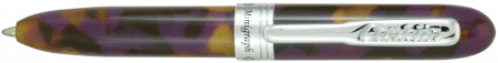 Conklin Minigraph Ballpoint Pen - Purple Dunes