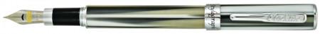 Conklin Stylograph Fountain Pen - Matte Polar White