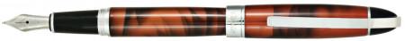 Conklin Victory Fountain Pen - Cinnamon Brown