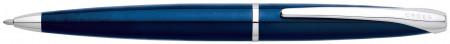 Cross ATX Ballpoint Pen - Translucent Blue