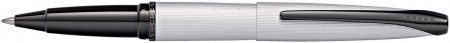 Cross ATX Rollerball Pen - Brushed Chrome