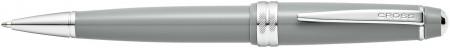 Cross Bailey Light Ballpoint Pen - Grey Chrome Trim