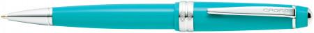 Cross Bailey Light Ballpoint Pen - Teal Chrome Trim