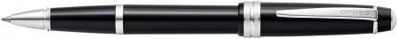 Cross Bailey Light Rollerball Pen - Black Chrome Trim